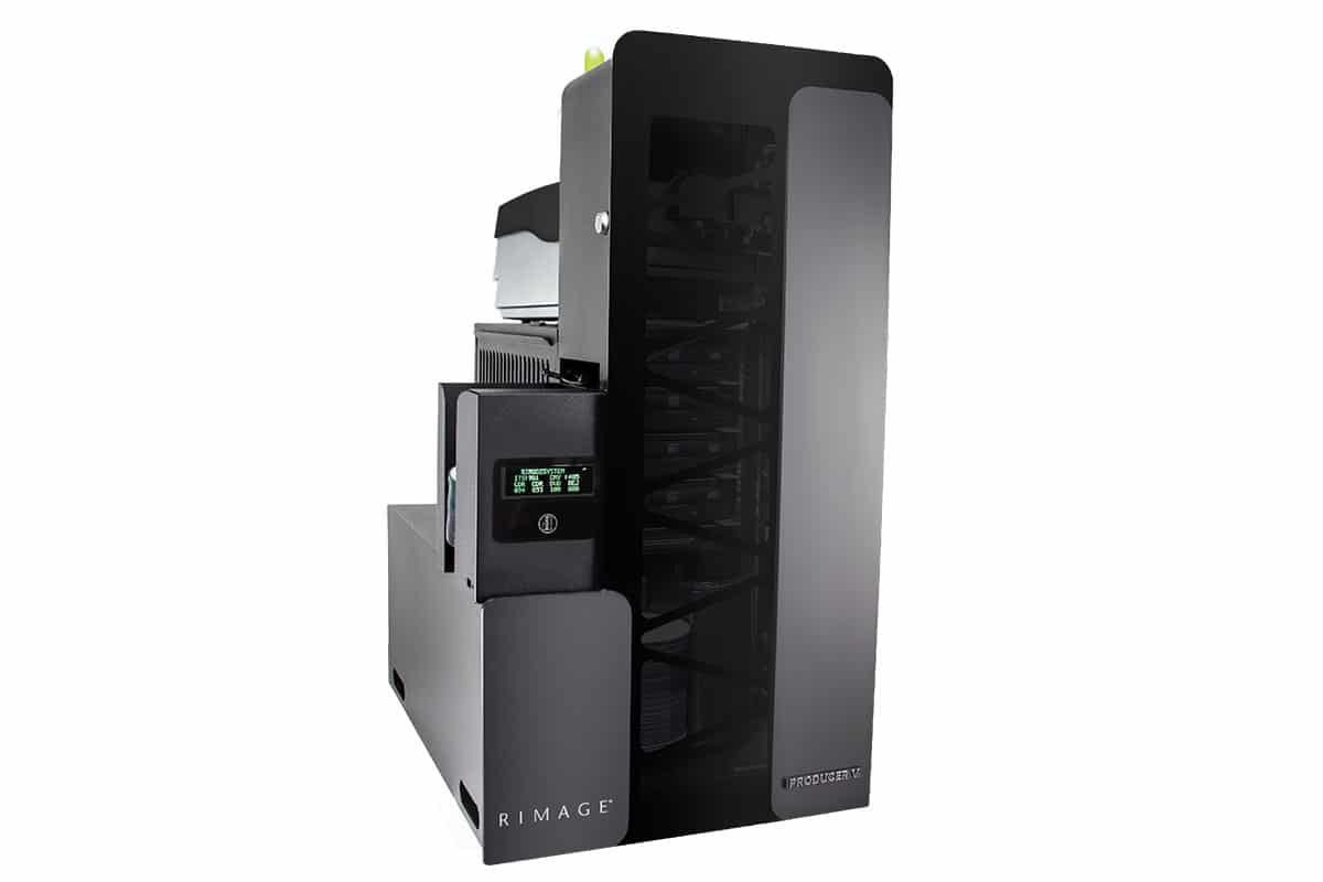 RIMAGE Producer V 8300N/8300 | Disc Publisher