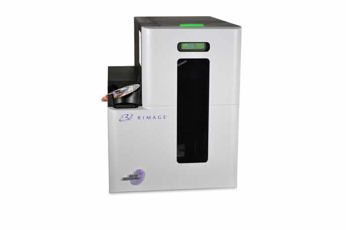 RIMAGE Professional II Serie 3410   Disc Publisher