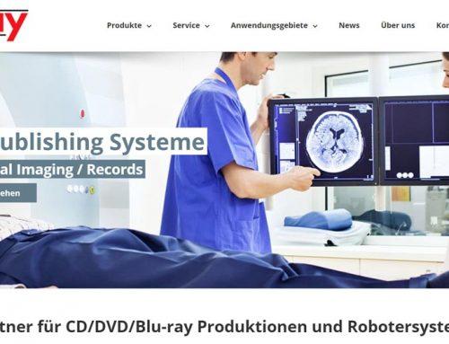 Neue Webseite für array.at